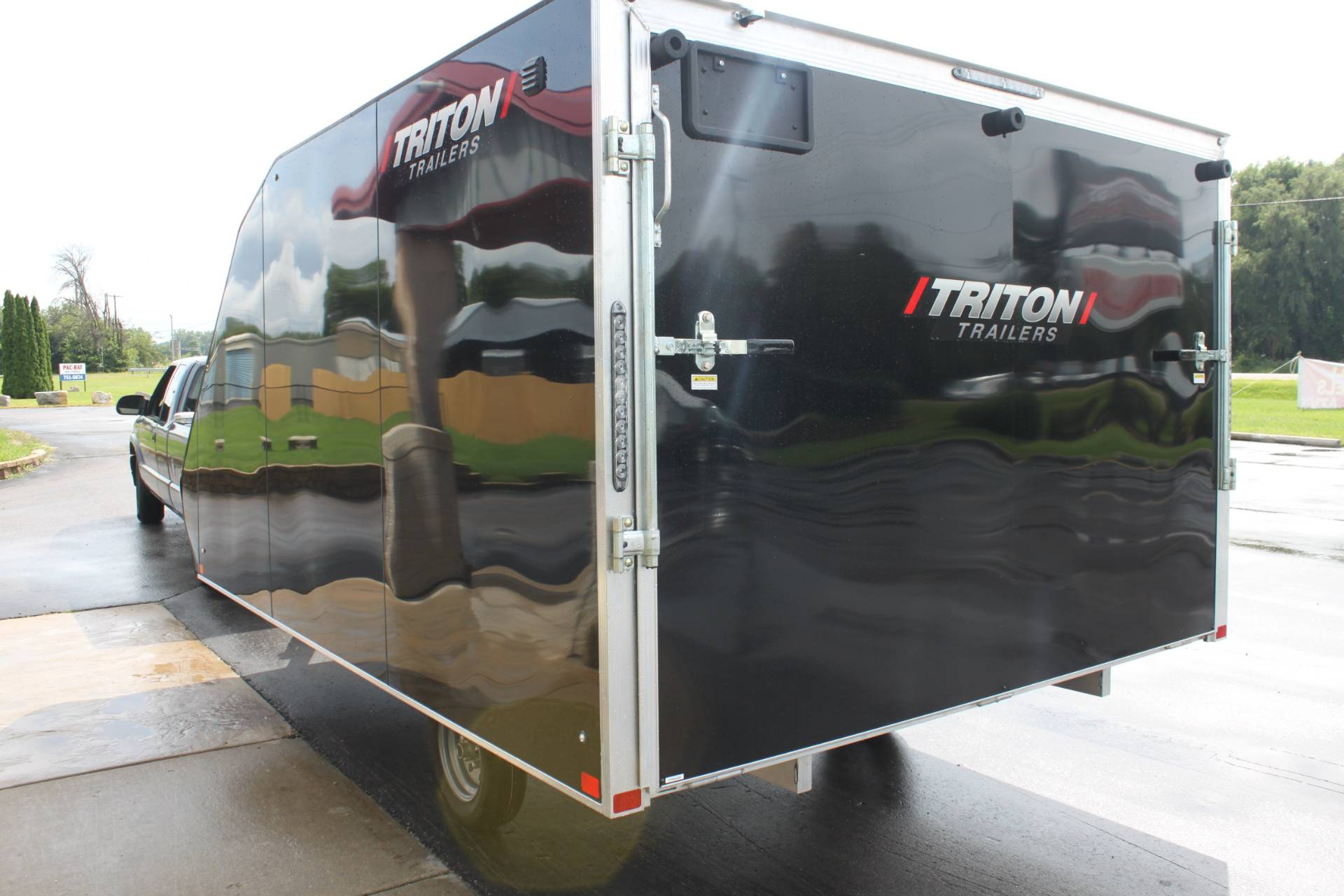 2020 Triton Trailers TC128-12E in Janesville, Wisconsin - Photo 6