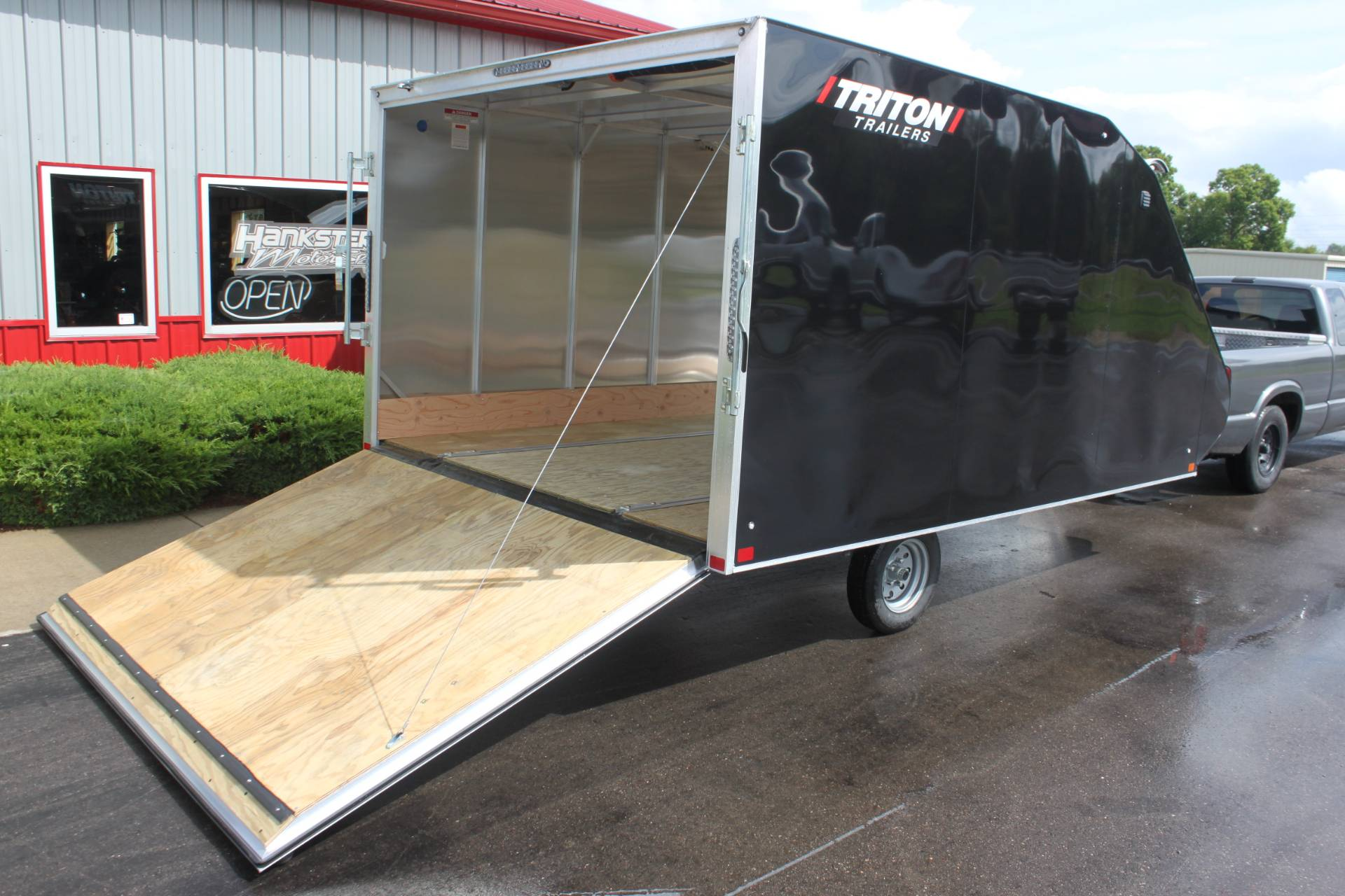 2020 Triton Trailers TC128-12E in Janesville, Wisconsin - Photo 25