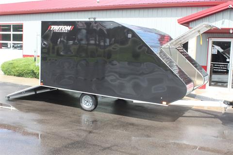 2020 Triton Trailers TC128-12E in Janesville, Wisconsin - Photo 27