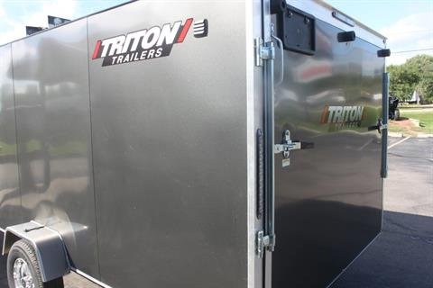 2020 Triton Trailers TC167 in Janesville, Wisconsin - Photo 19