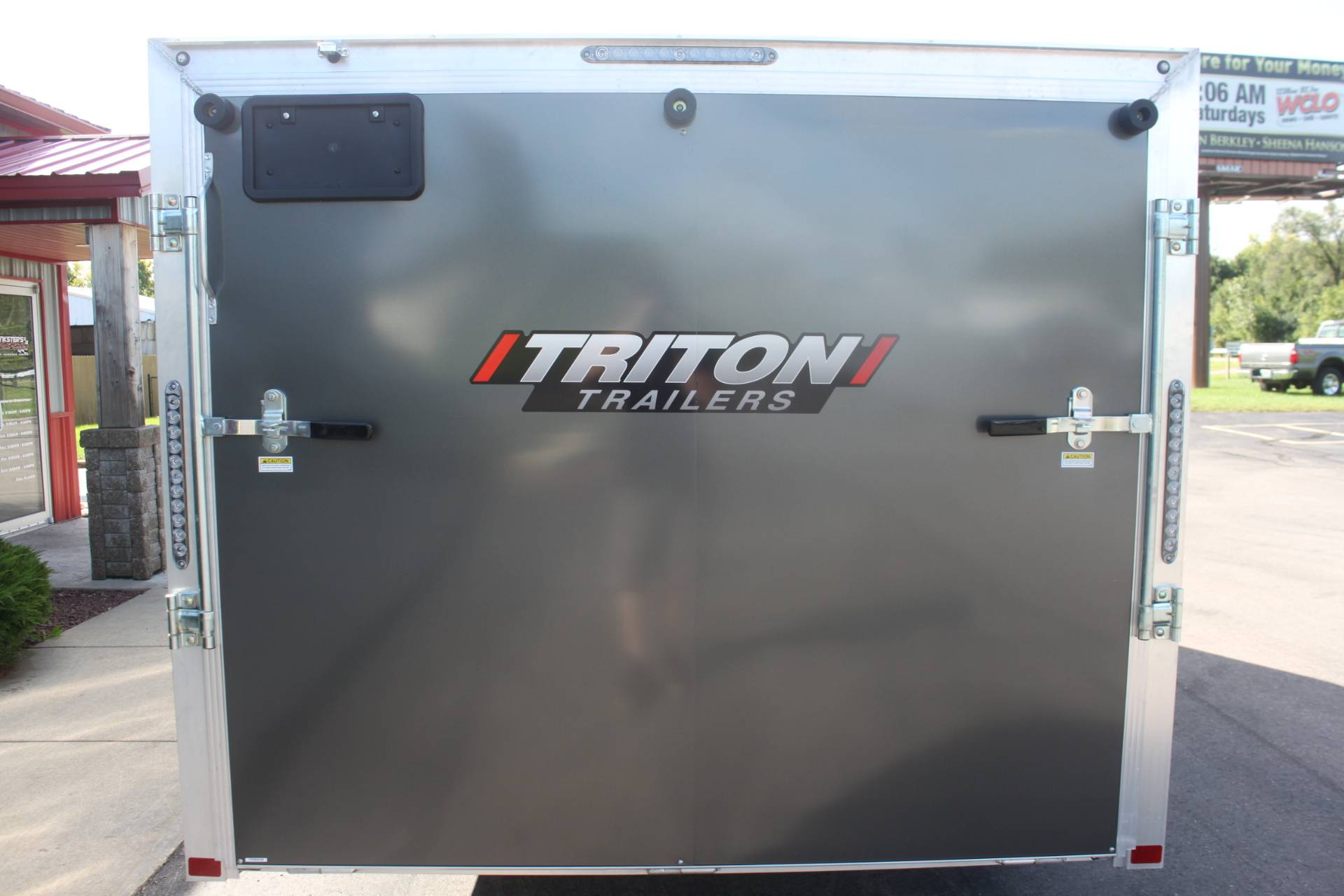 2020 Triton Trailers TC167 in Janesville, Wisconsin - Photo 21