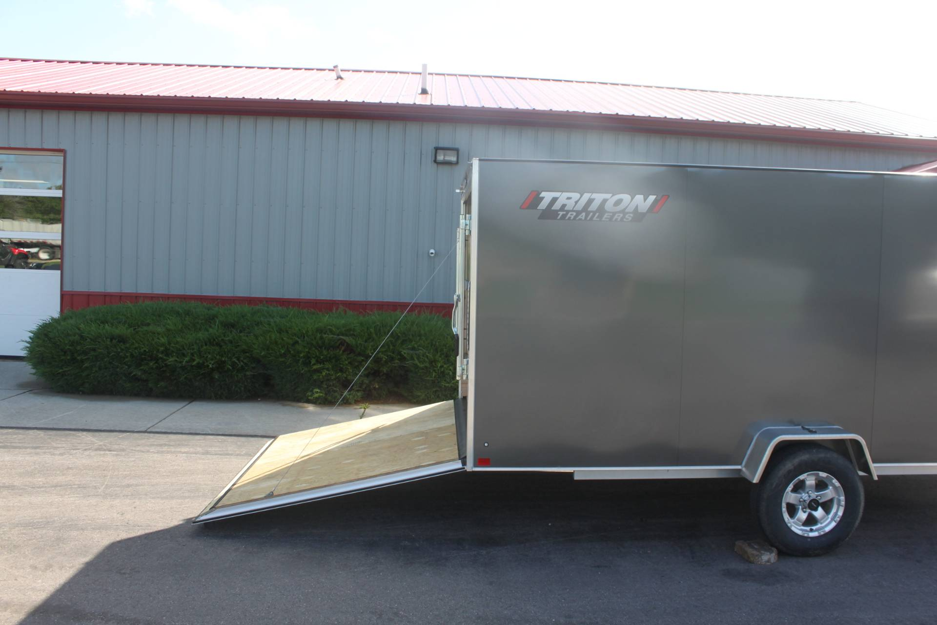 2020 Triton Trailers TC167 in Janesville, Wisconsin - Photo 29