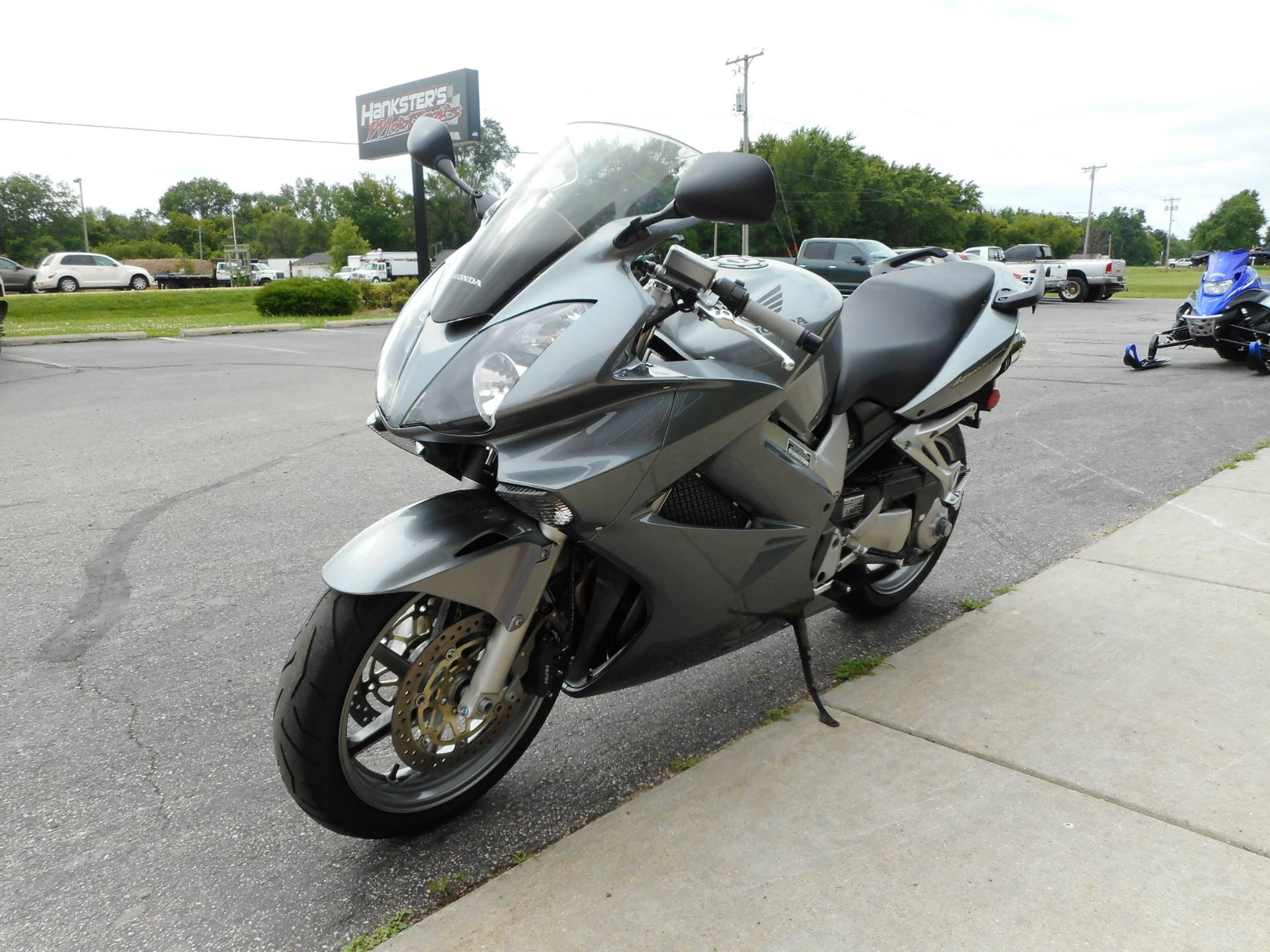 2008 Honda Interceptor® in Janesville, Wisconsin