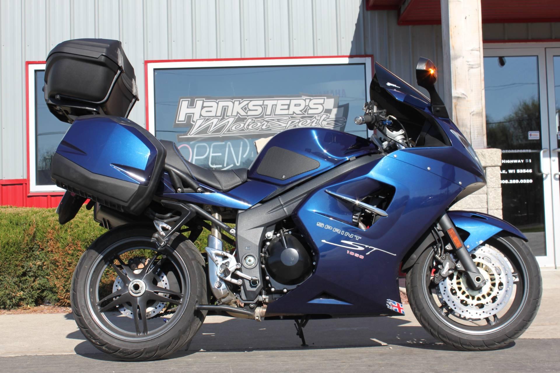 2008 Triumph Sprint ST for sale 11836
