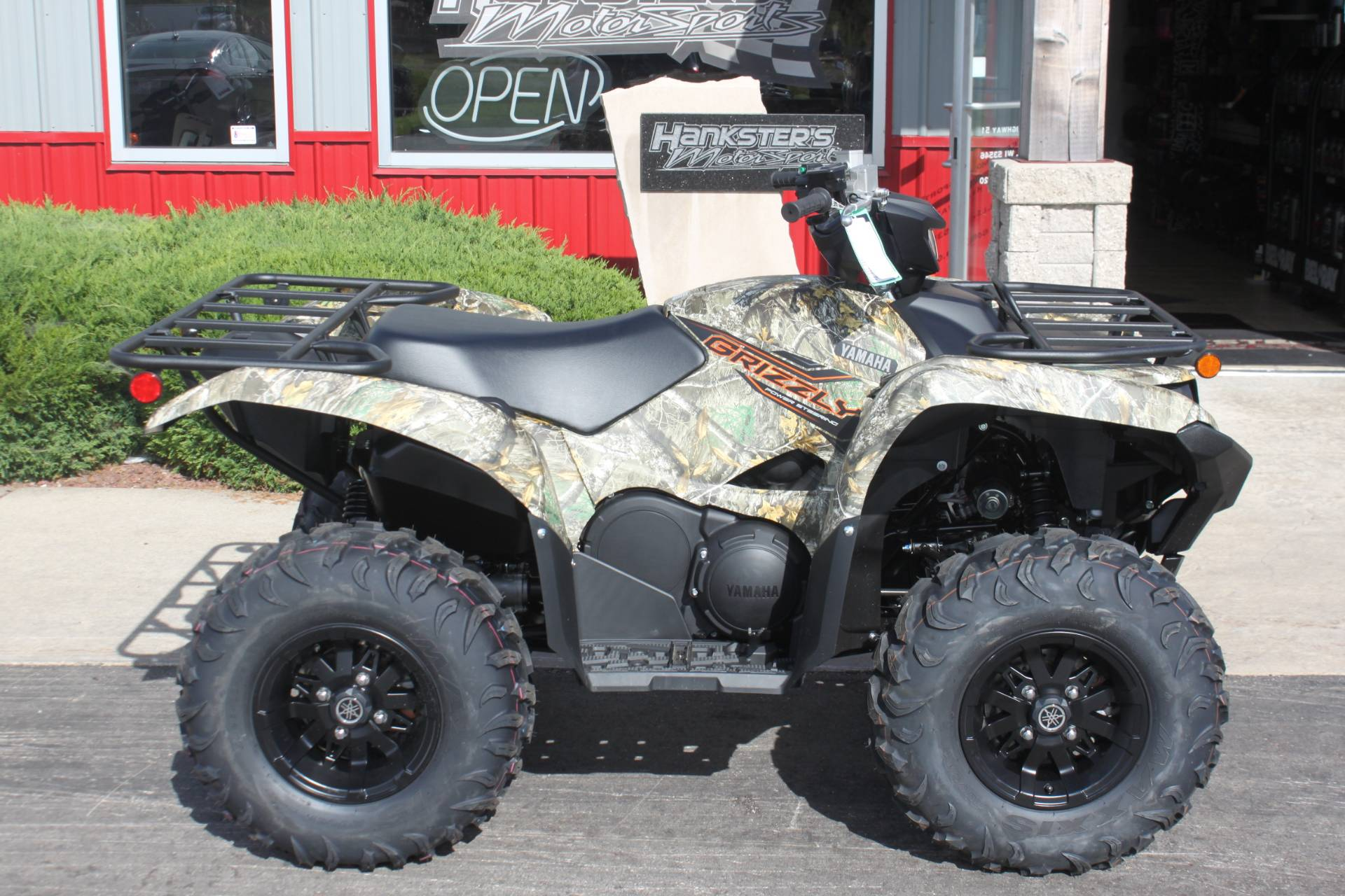 2020 Yamaha Grizzly EPS in Janesville, Wisconsin