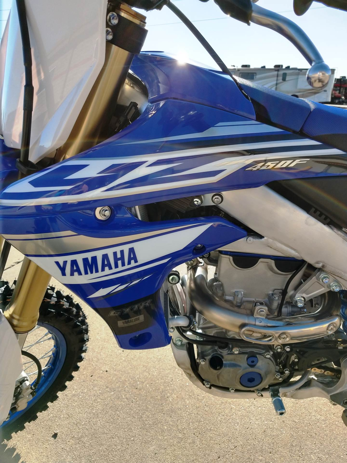 2019 Yamaha YZ450F in Ottumwa, Iowa - Photo 4