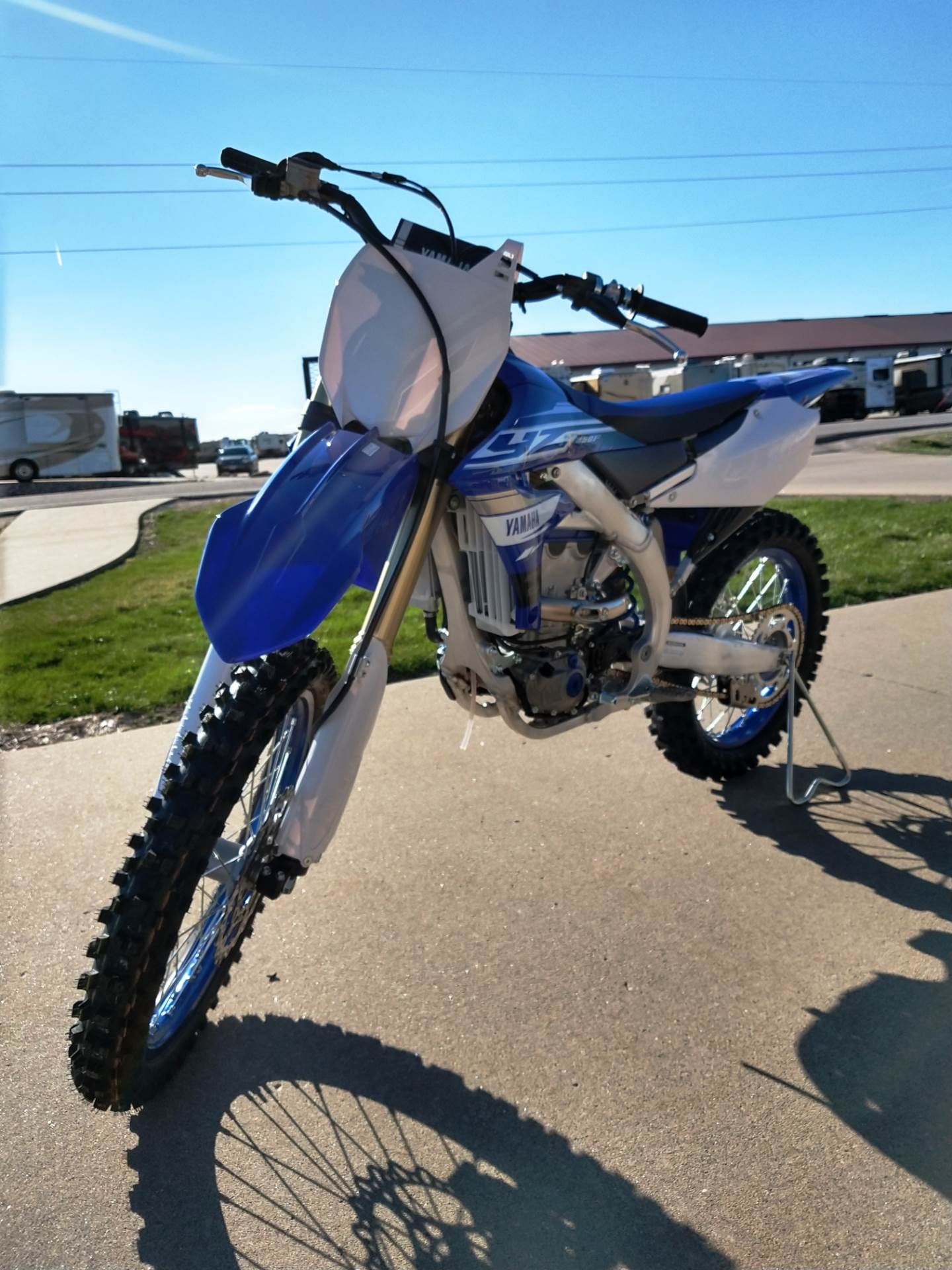 2019 Yamaha YZ450F in Ottumwa, Iowa - Photo 3