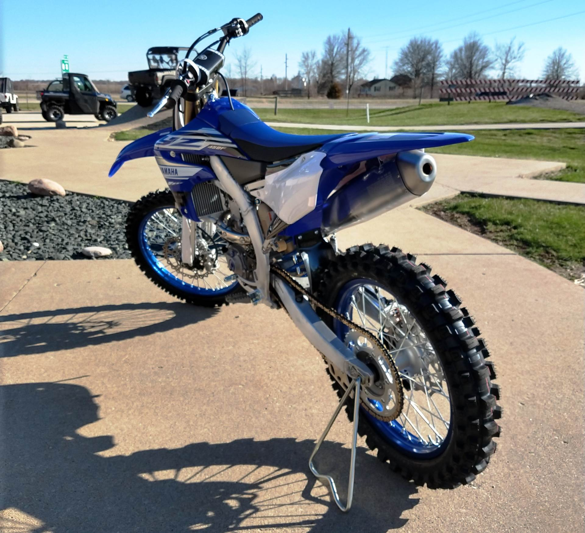 2019 Yamaha YZ450F in Ottumwa, Iowa - Photo 5