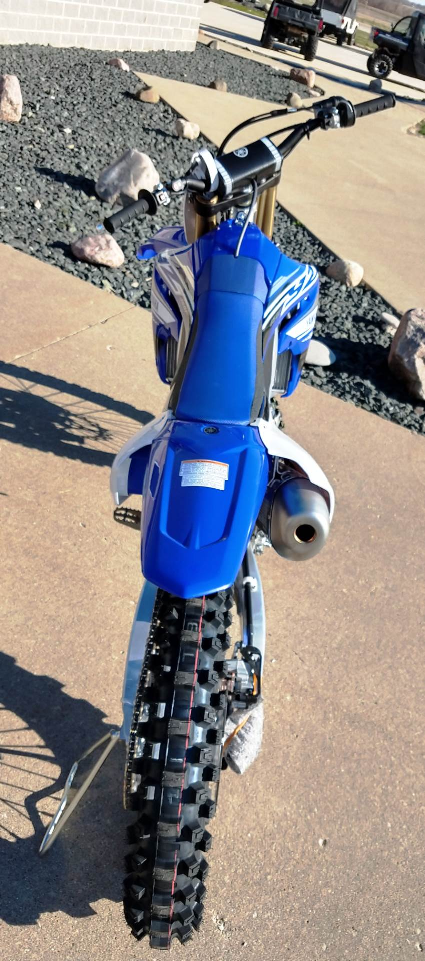 2019 Yamaha YZ450F in Ottumwa, Iowa - Photo 6