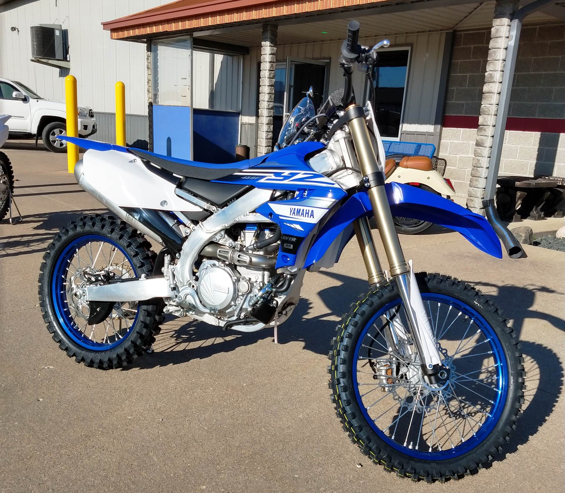 2019 Yamaha YZ450F in Ottumwa, Iowa - Photo 1