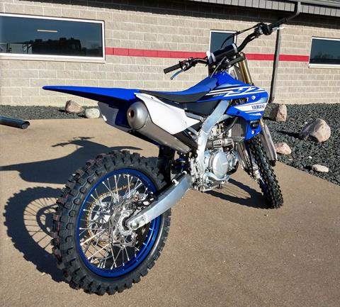 2019 Yamaha YZ450F in Ottumwa, Iowa - Photo 7