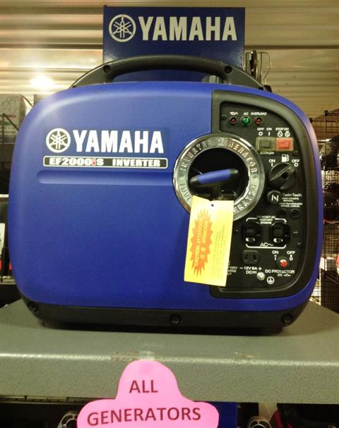 Yamaha EX2000i in Ottumwa, Iowa - Photo 2