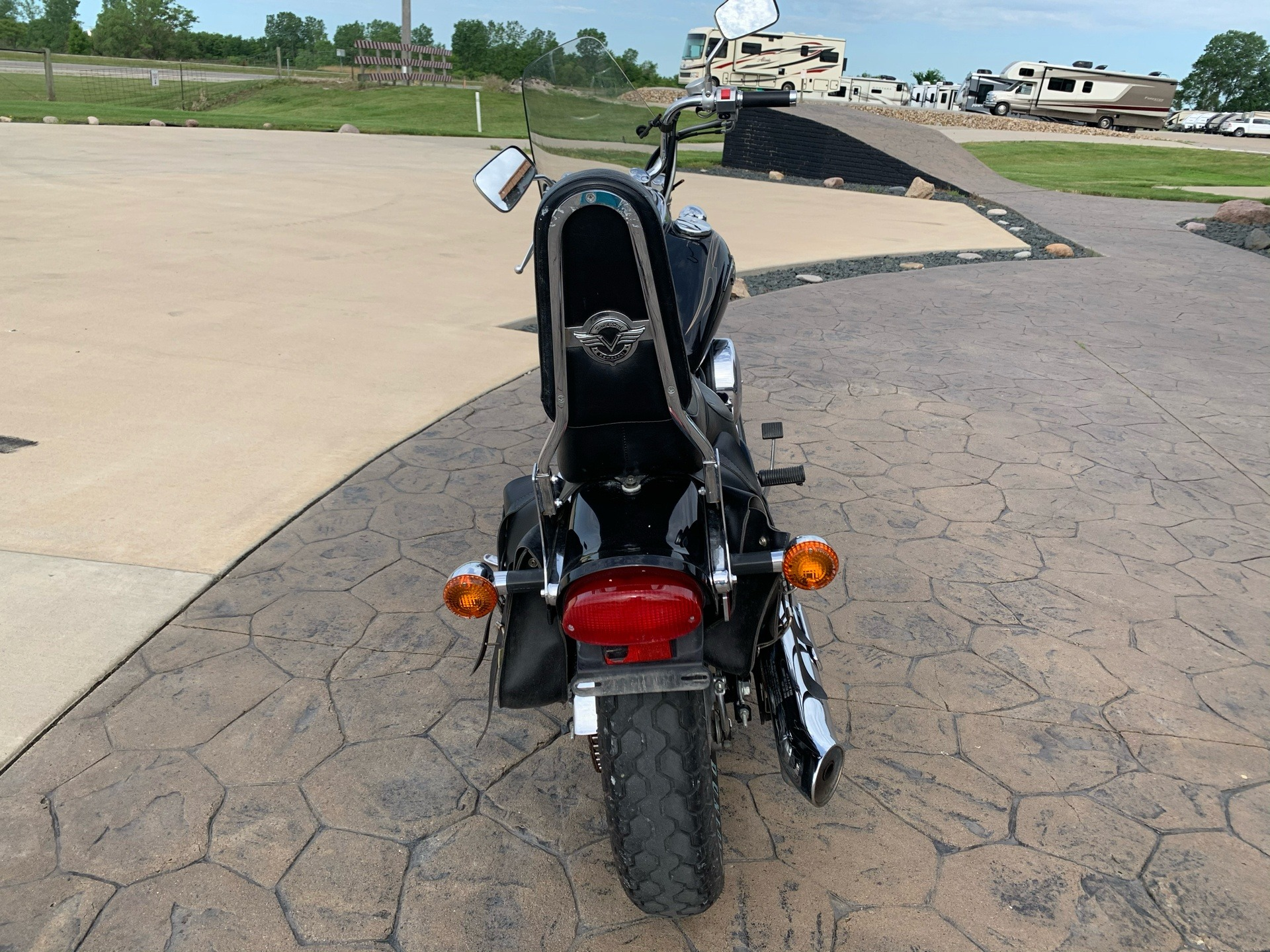 2003 Kawasaki Vulcan 800 in Ottumwa, Iowa - Photo 4