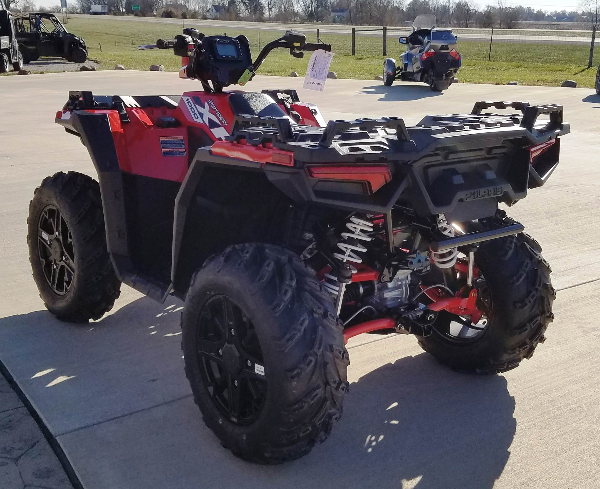 2018 Polaris Sportsman XP 1000 in Ottumwa, Iowa