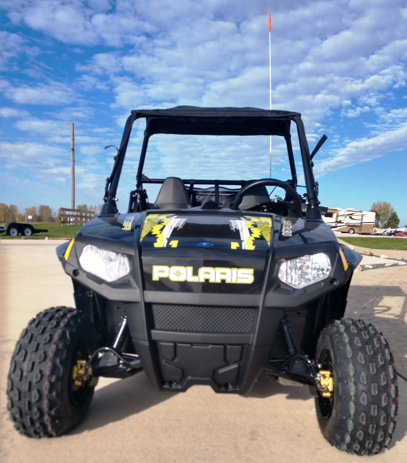 2019 Polaris RZR 170 EFI in Ottumwa, Iowa