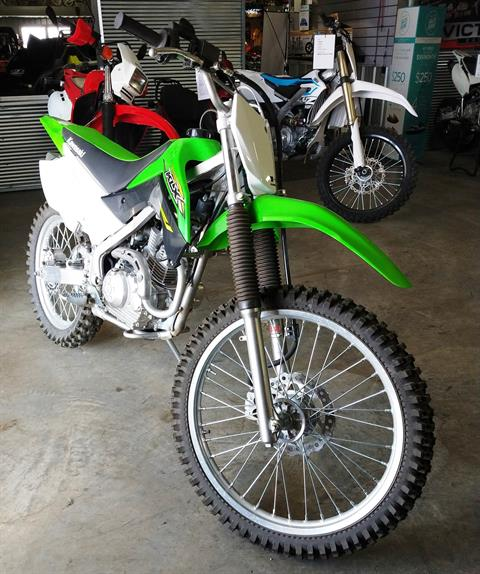 2018 Kawasaki KLX 140G in Ottumwa, Iowa