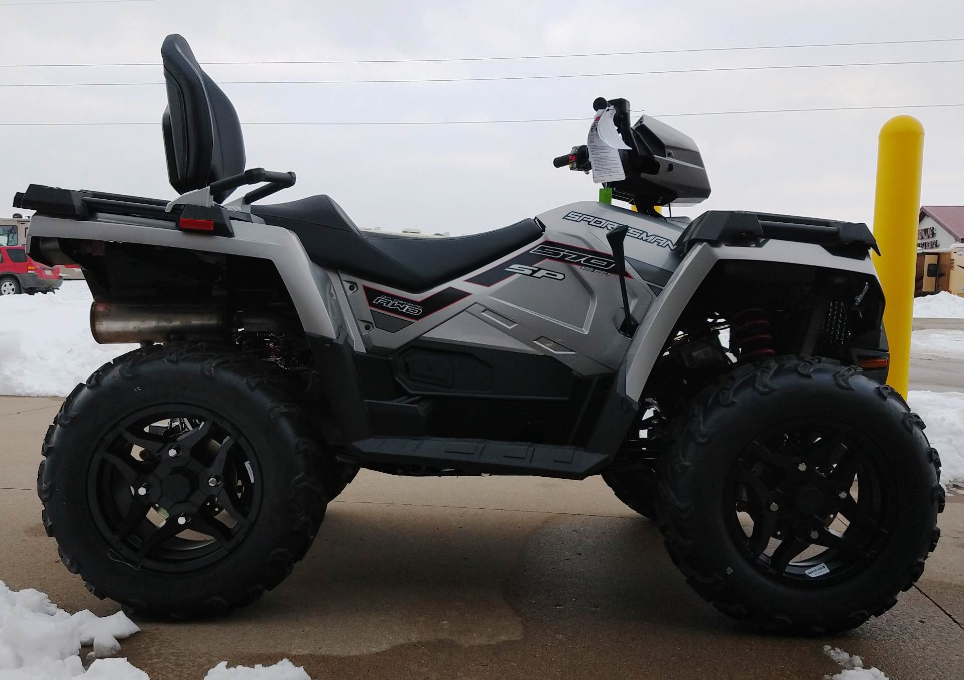 2019 Polaris Sportsman Touring 570 SP in Ottumwa, Iowa - Photo 4