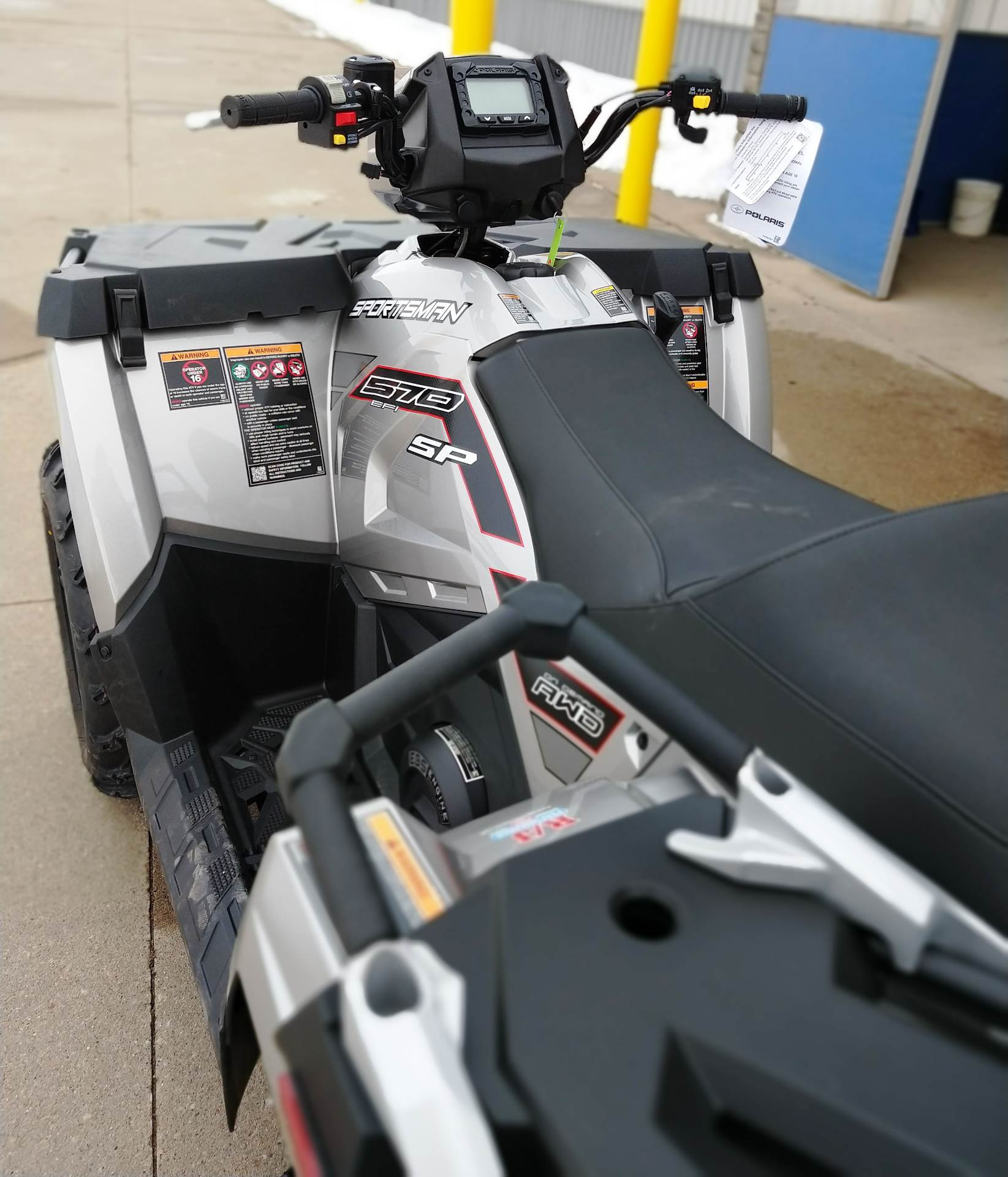 2019 Polaris Sportsman Touring 570 SP in Ottumwa, Iowa - Photo 11