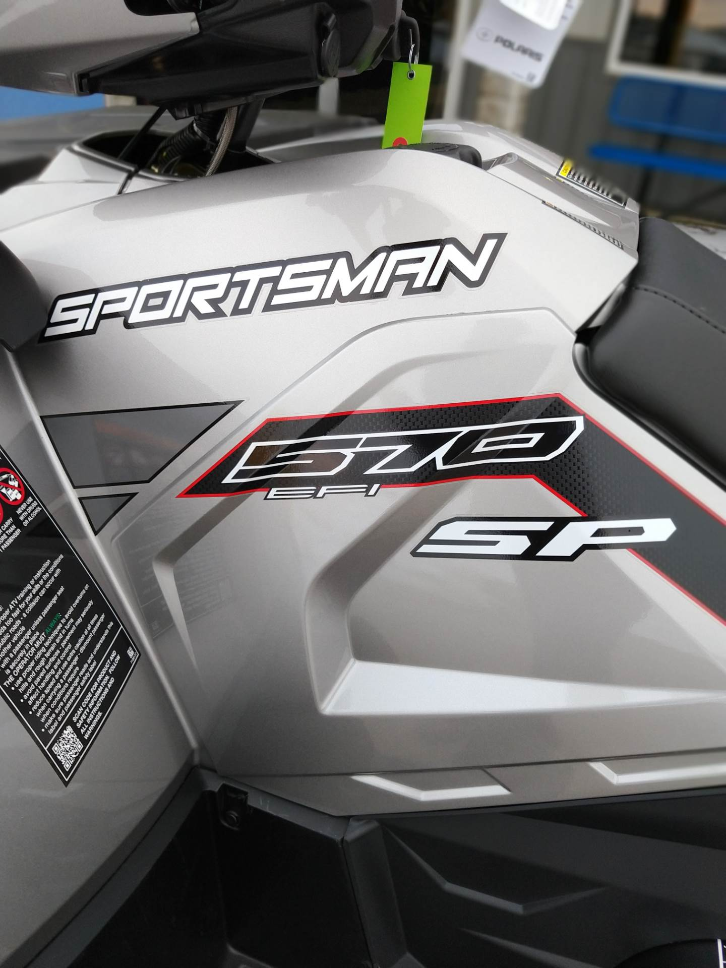 2019 Polaris Sportsman Touring 570 SP in Ottumwa, Iowa - Photo 12