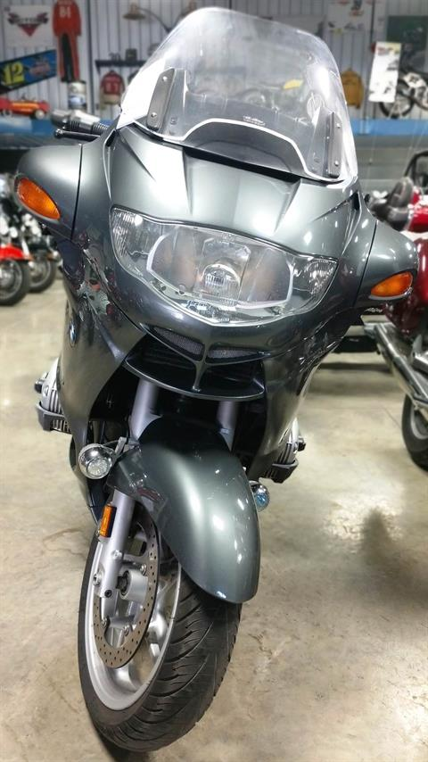 2004 BMW R 1150 RT (ABS) in Ottumwa, Iowa - Photo 2