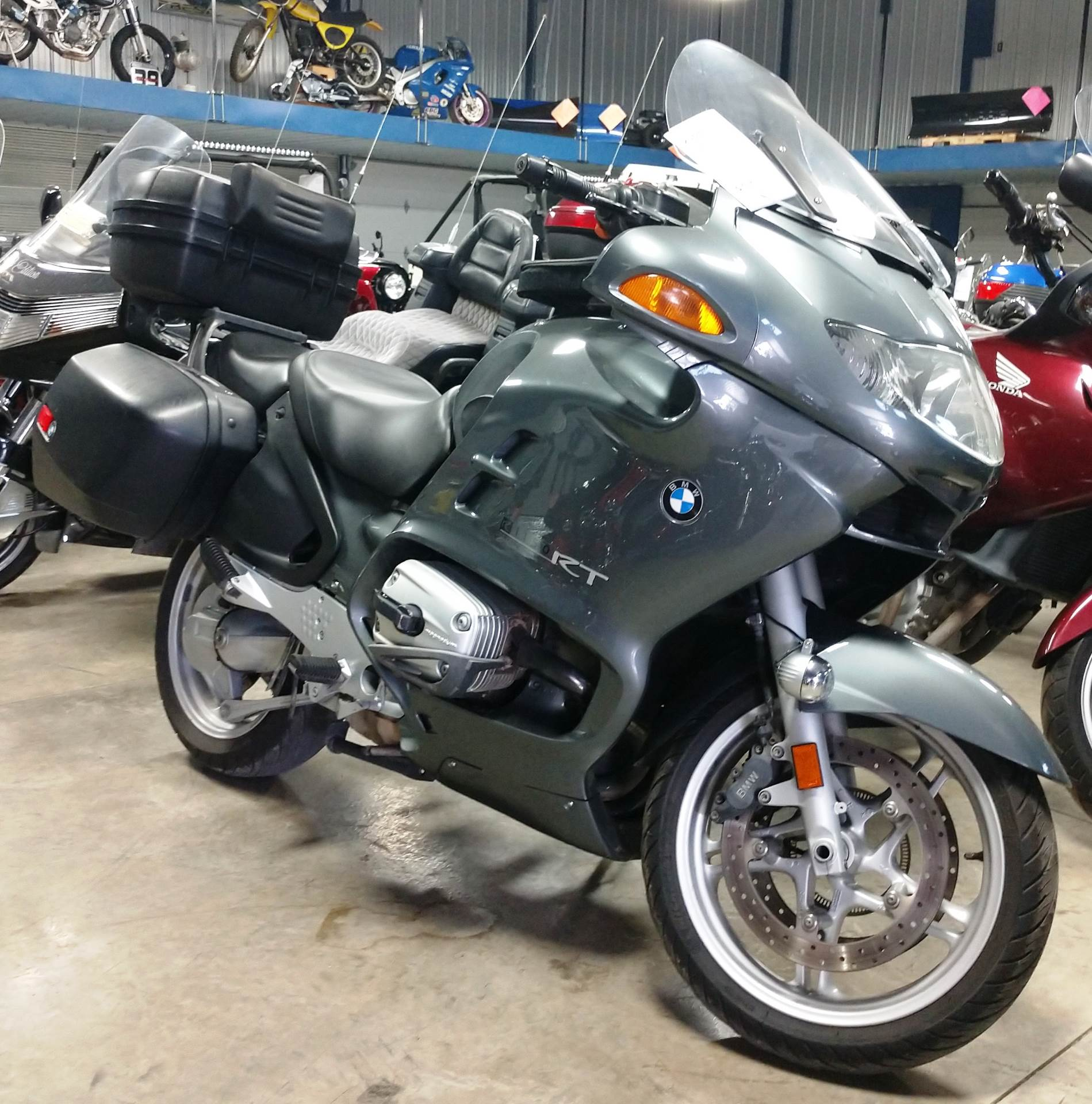 2004 BMW R 1150 RT (ABS) in Ottumwa, Iowa - Photo 1