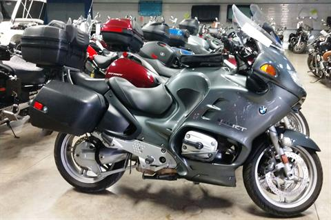 2004 BMW R 1150 RT (ABS) in Ottumwa, Iowa - Photo 4
