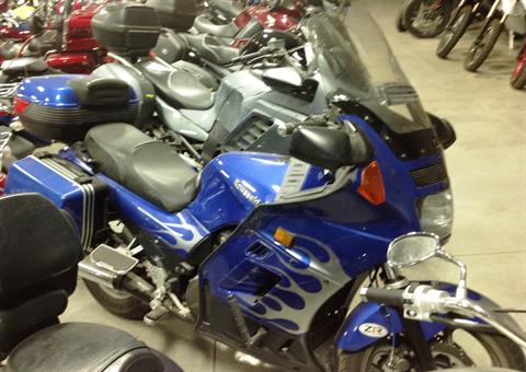 2001 Kawasaki Concourse in Ottumwa, Iowa