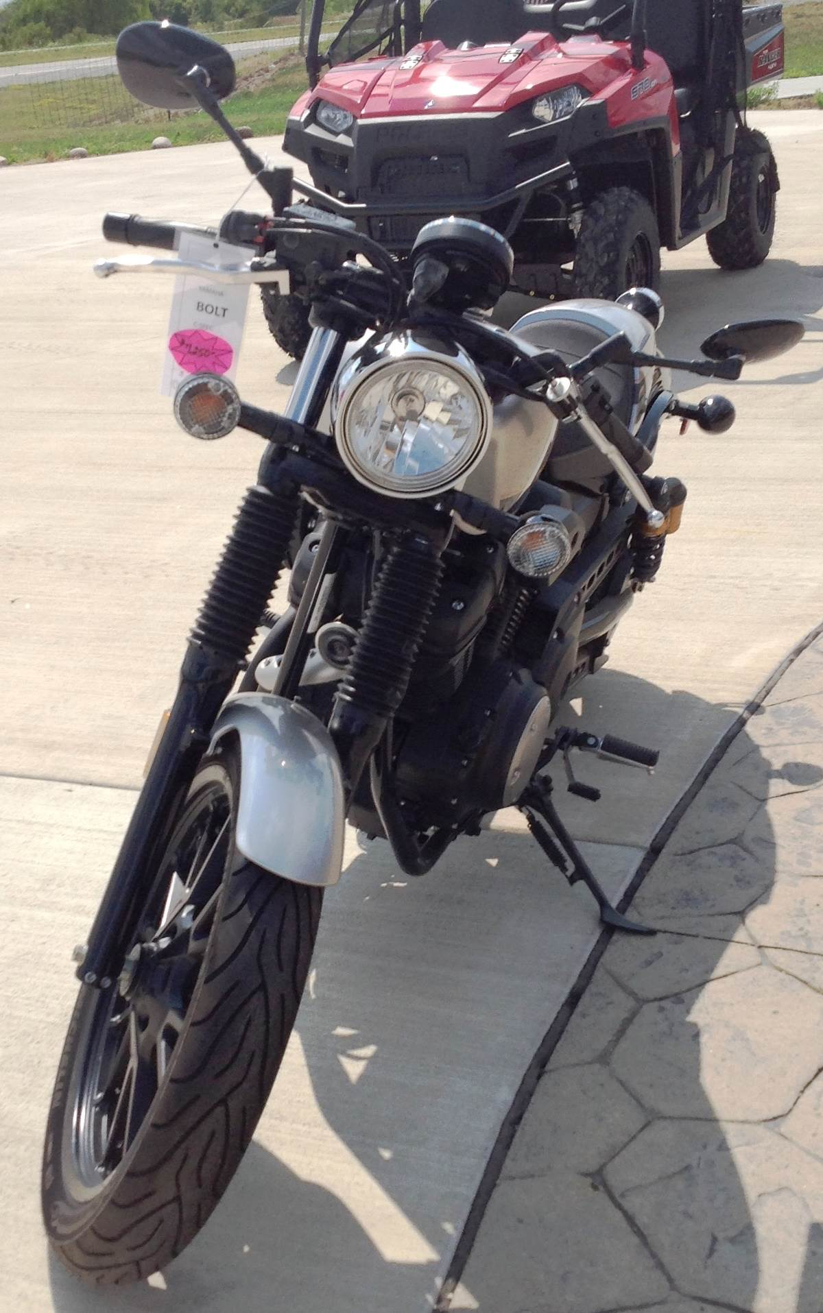 2015 Yamaha Bolt C-Spec in Ottumwa, Iowa