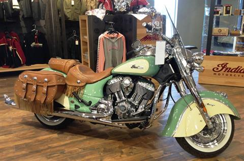 2016 Indian Chief® Vintage in Ottumwa, Iowa