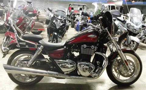 2010 Triumph Thunderbird ABS in Ottumwa, Iowa