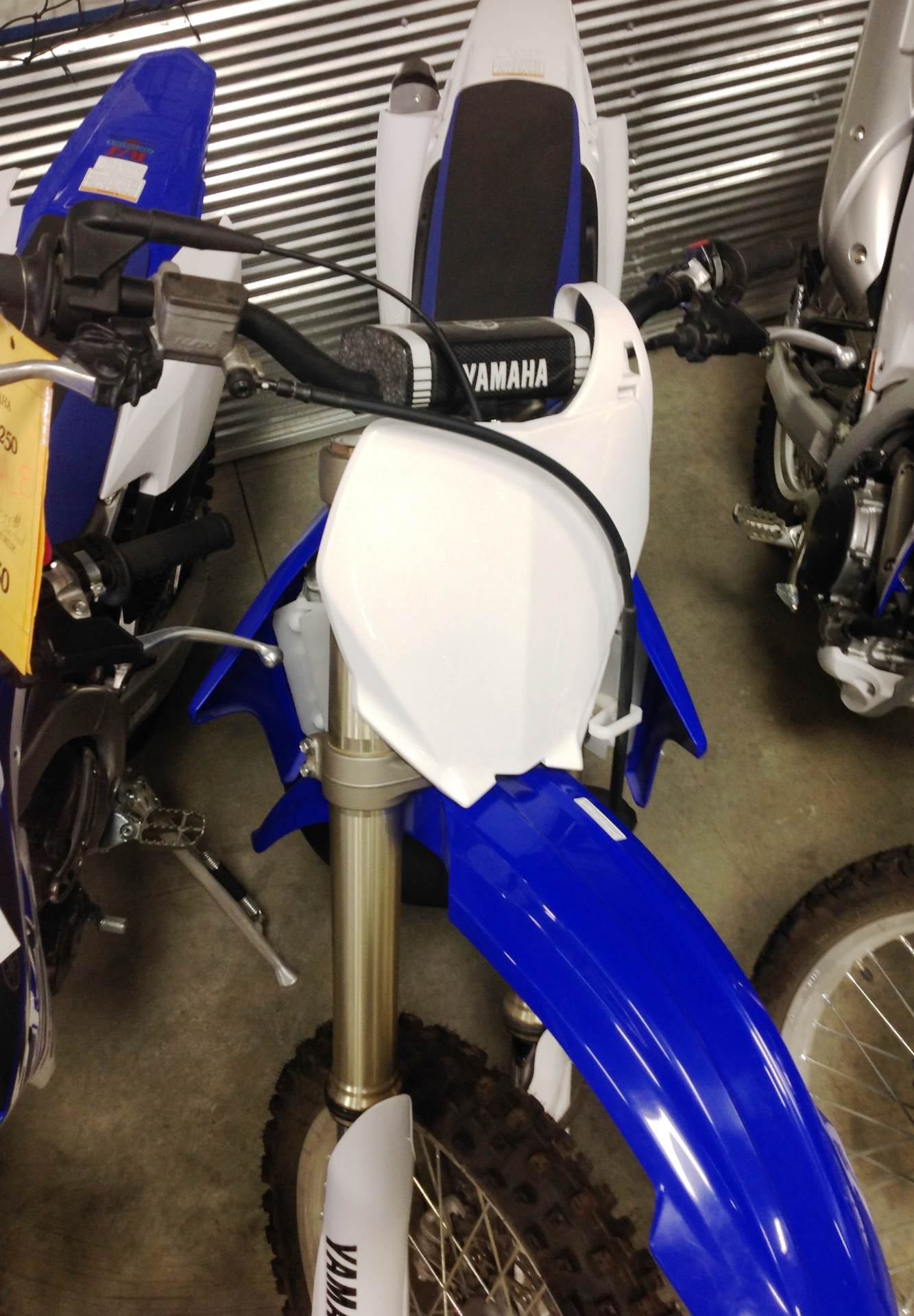 2013 Yamaha YZ250 in Ottumwa, Iowa