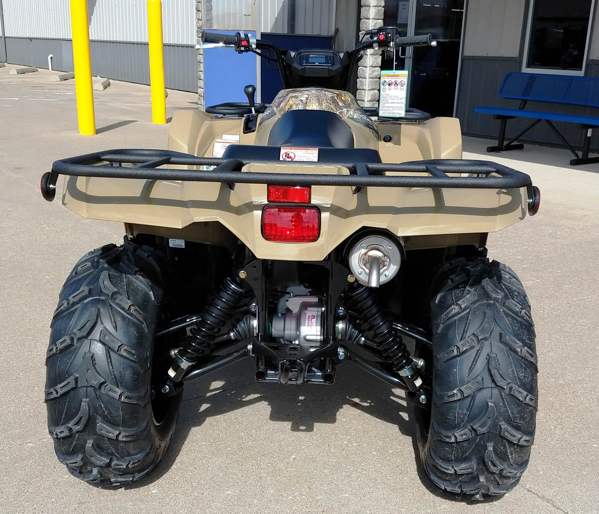 2019 Yamaha Kodiak 450 EPS in Ottumwa, Iowa - Photo 4