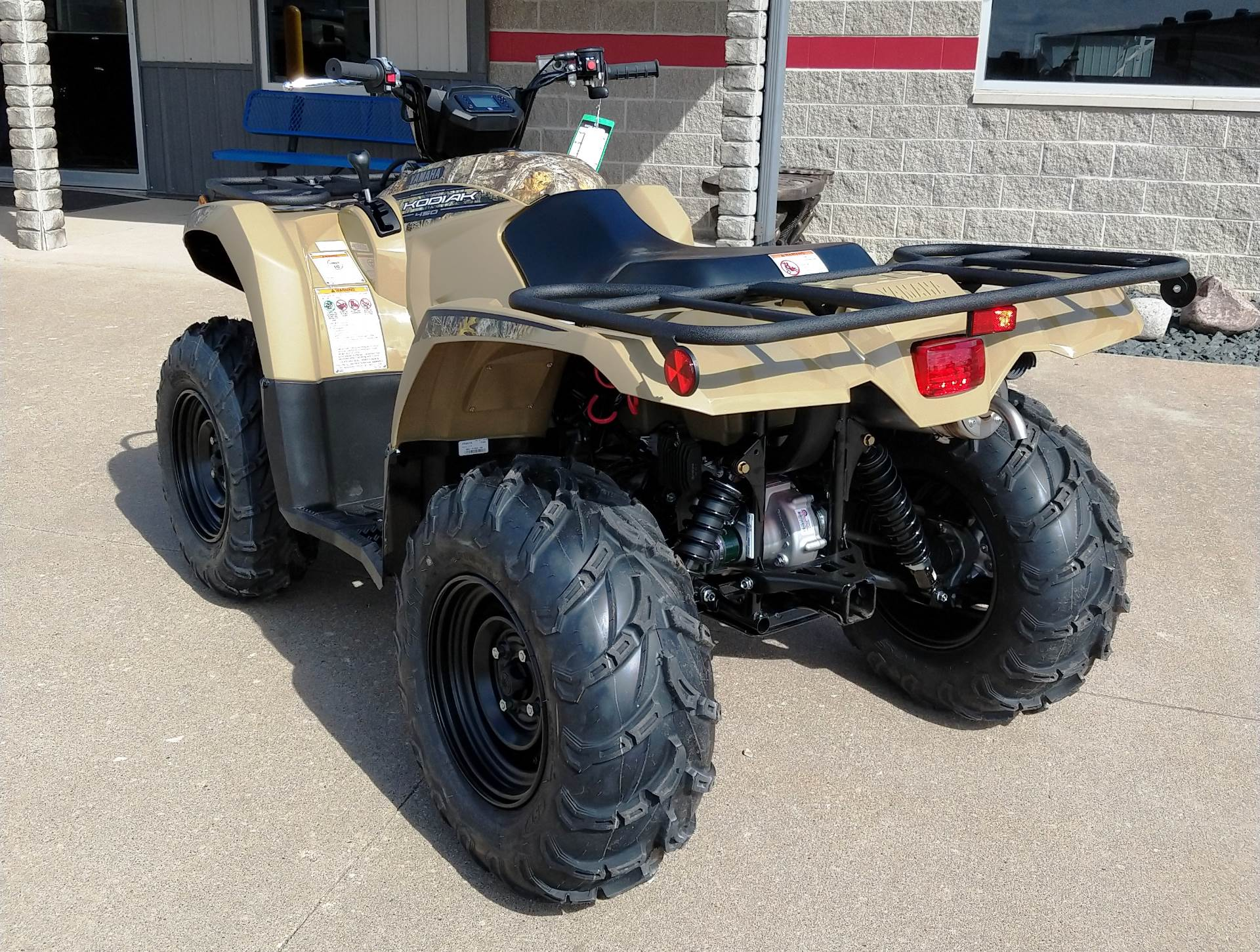 2019 Yamaha Kodiak 450 EPS in Ottumwa, Iowa - Photo 5
