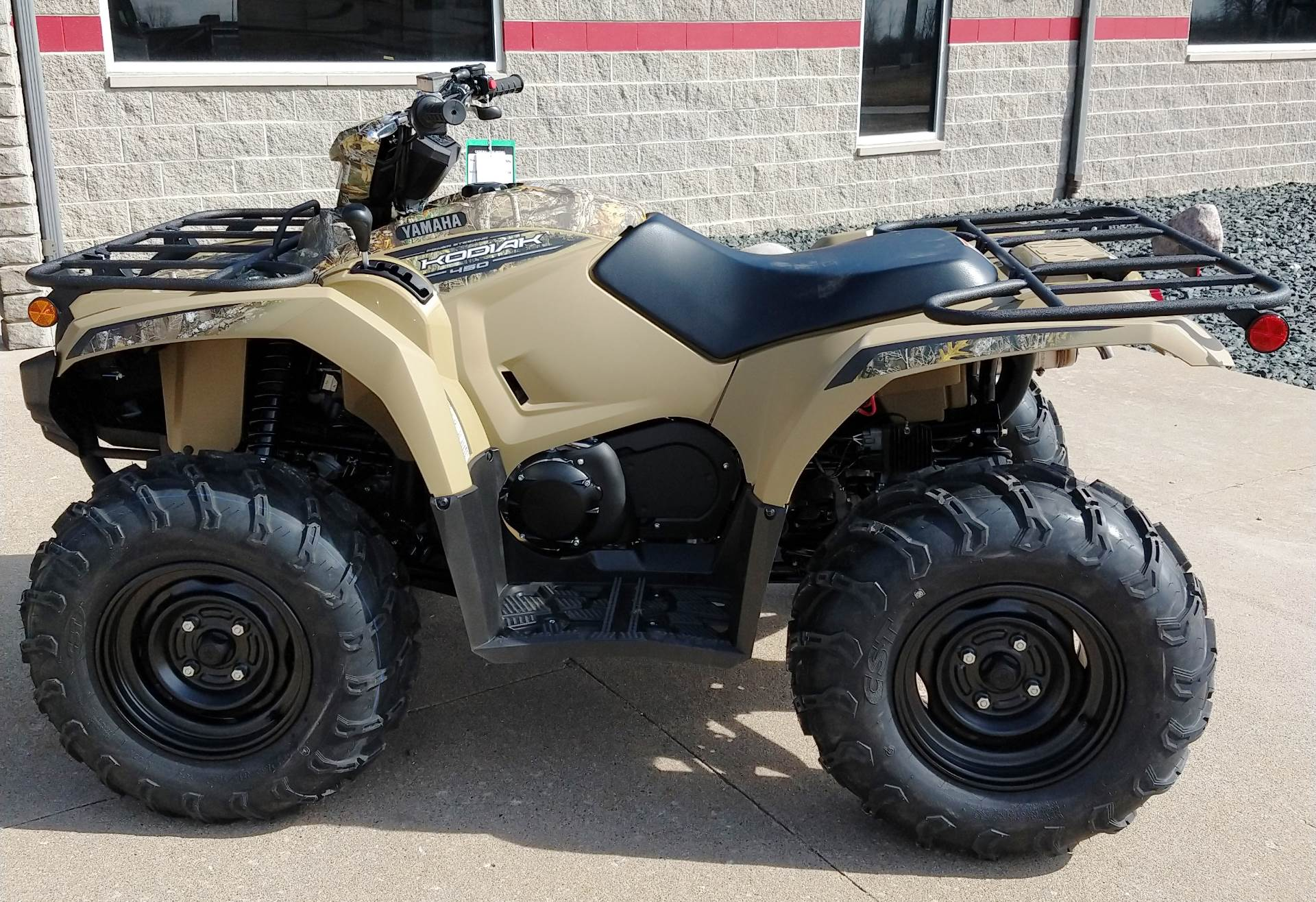 2019 Yamaha Kodiak 450 EPS in Ottumwa, Iowa - Photo 6
