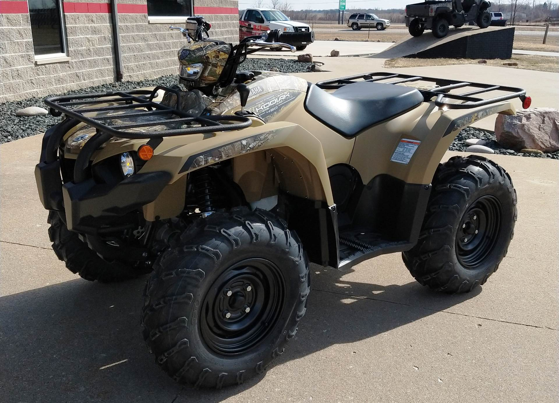 2019 Yamaha Kodiak 450 EPS in Ottumwa, Iowa - Photo 2
