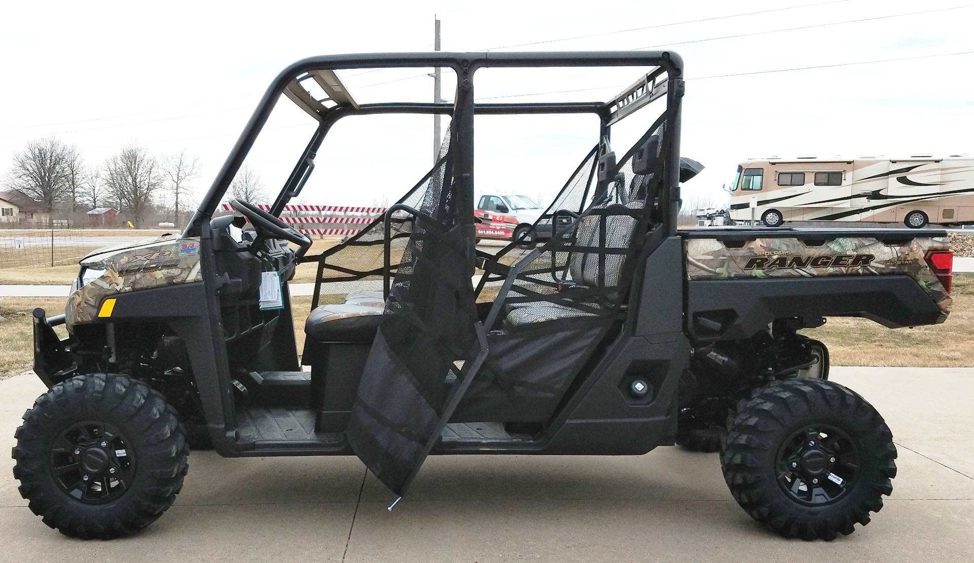 2019 Polaris Ranger Crew XP 1000 EPS Premium in Ottumwa, Iowa - Photo 4