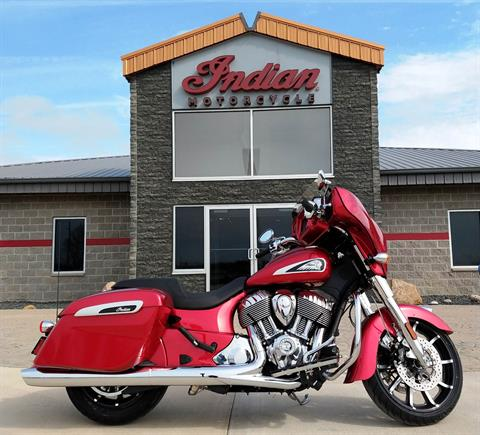 2019 Indian Chieftain® Limited ABS in Ottumwa, Iowa - Photo 6