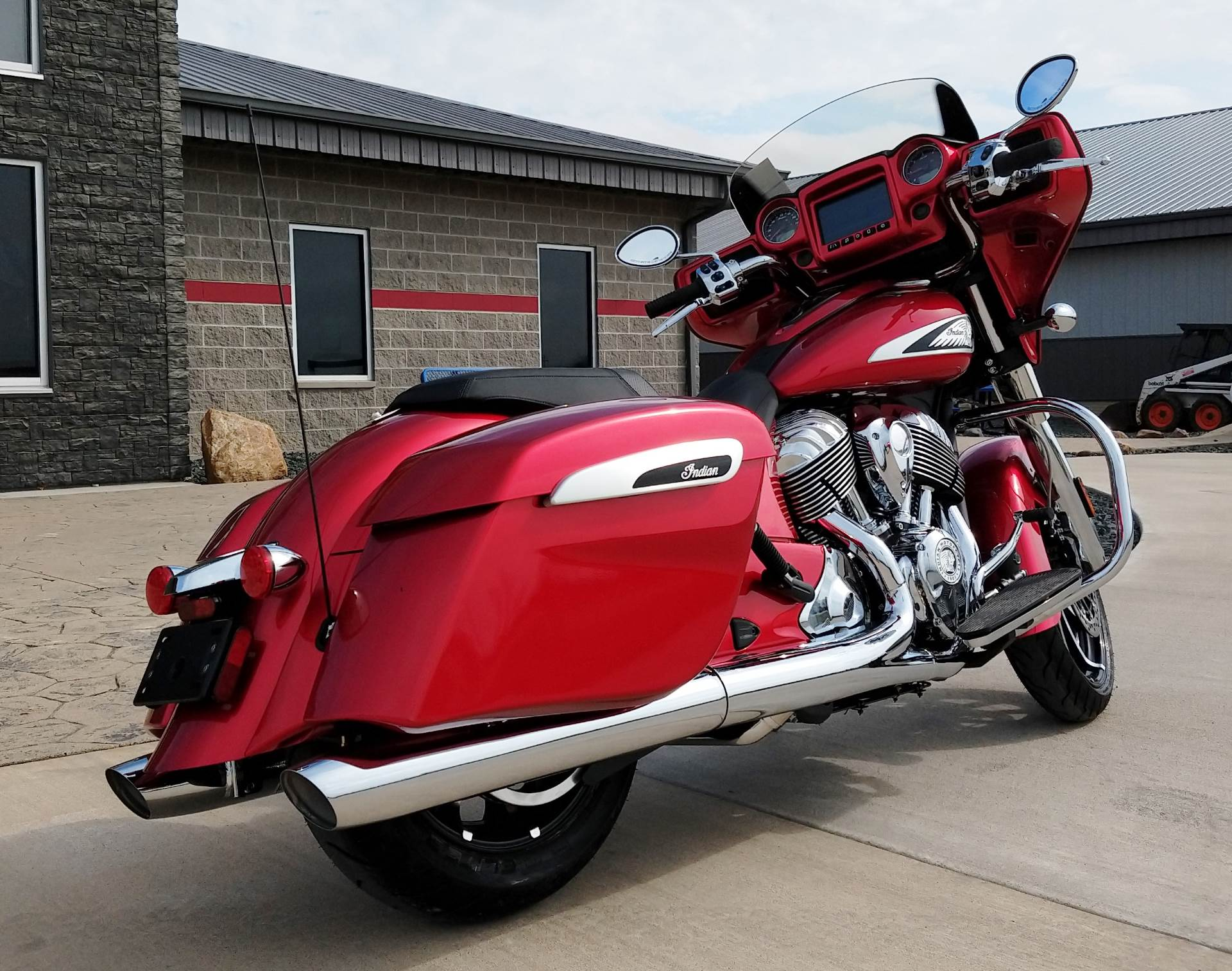 2019 Indian Chieftain® Limited ABS in Ottumwa, Iowa - Photo 11