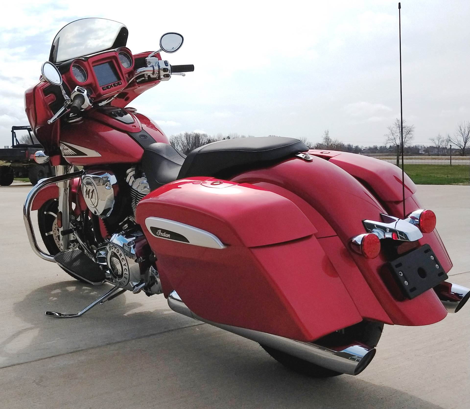 2019 Indian Chieftain® Limited ABS in Ottumwa, Iowa - Photo 13