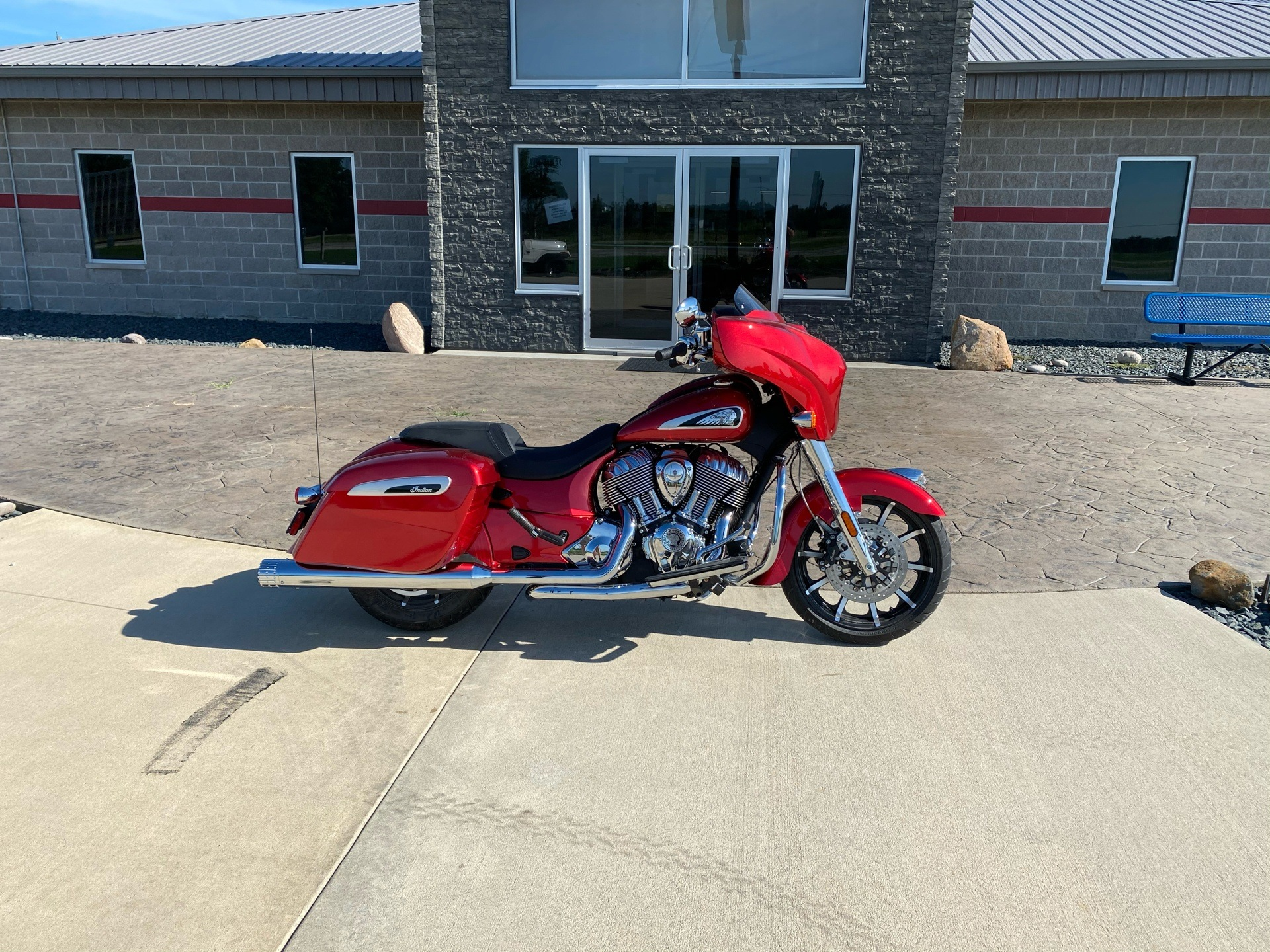 2019 Indian Chieftain® Limited ABS in Ottumwa, Iowa - Photo 1