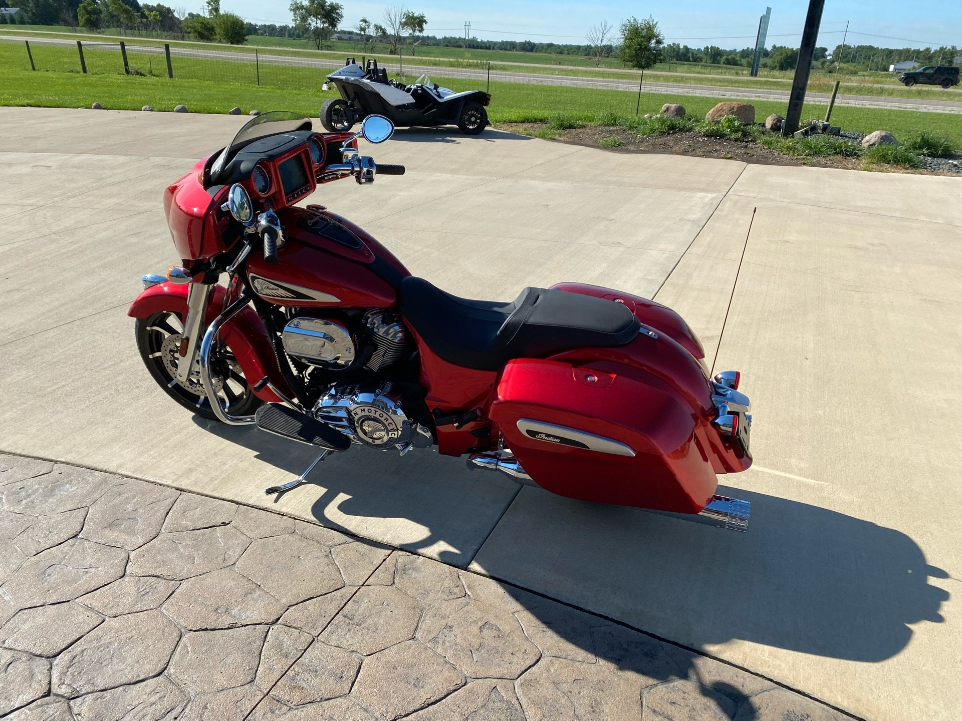 2019 Indian Chieftain® Limited ABS in Ottumwa, Iowa - Photo 5