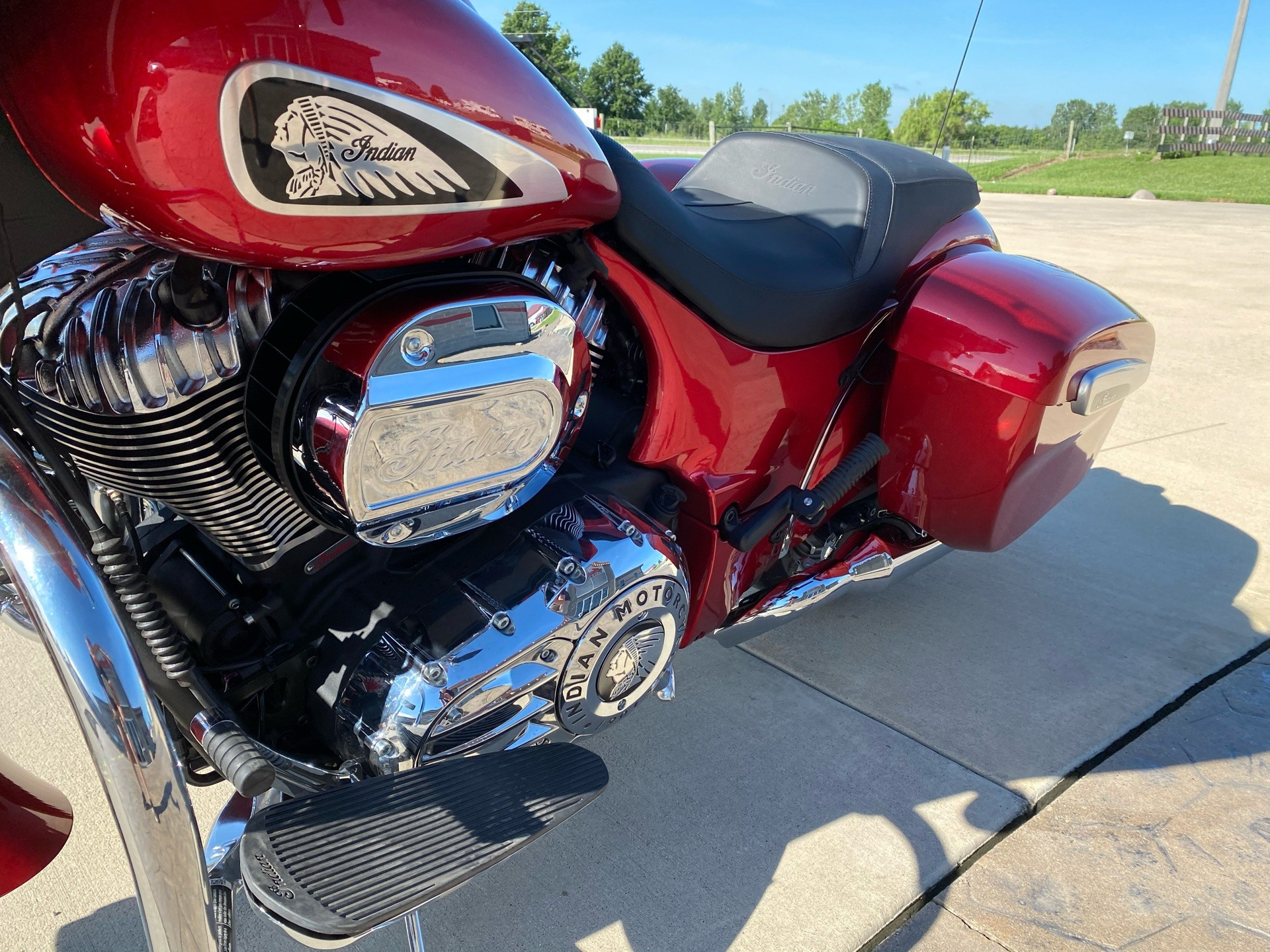 2019 Indian Chieftain® Limited ABS in Ottumwa, Iowa - Photo 16
