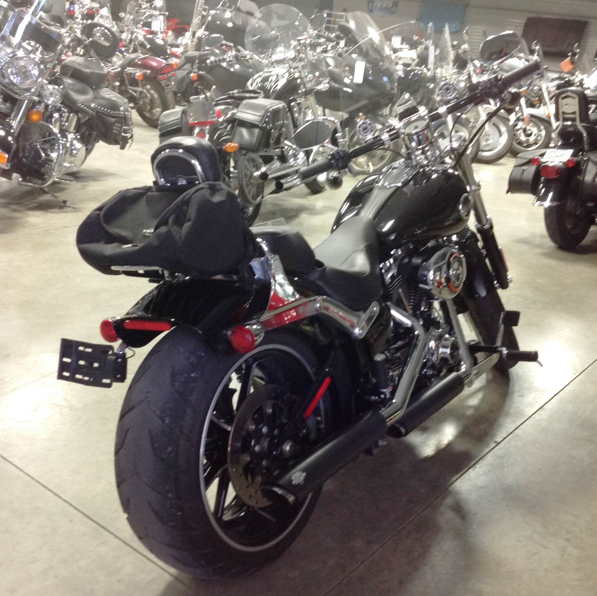2013 Harley-Davidson Softail® Breakout® in Ottumwa, Iowa