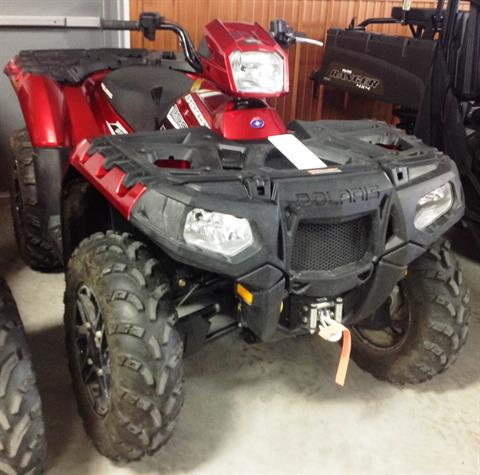 2015 Polaris Sportsman® 850 SP in Ottumwa, Iowa