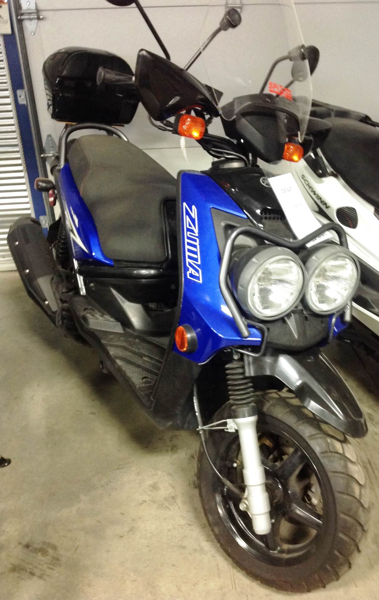 2010 Yamaha Zuma 125 in Ottumwa, Iowa