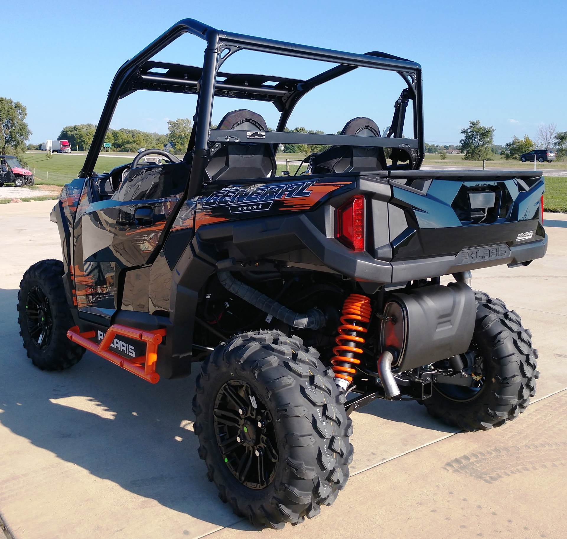 2019 Polaris General 1000 EPS LE 9