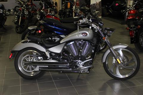 2007 Victory Vegas® in Ottumwa, Iowa