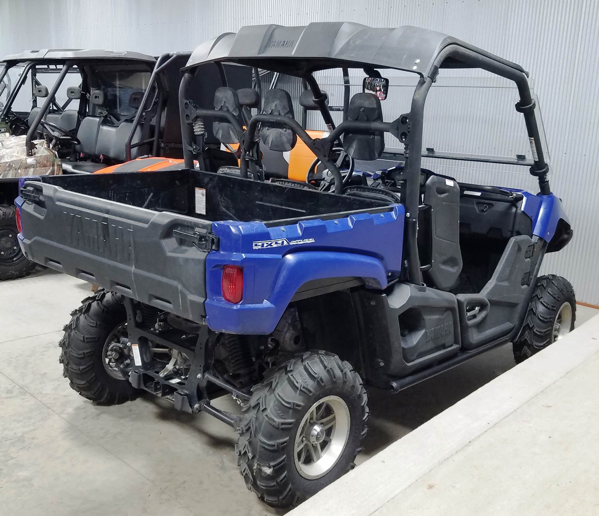 2014 Yamaha Viking EPS in Ottumwa, Iowa