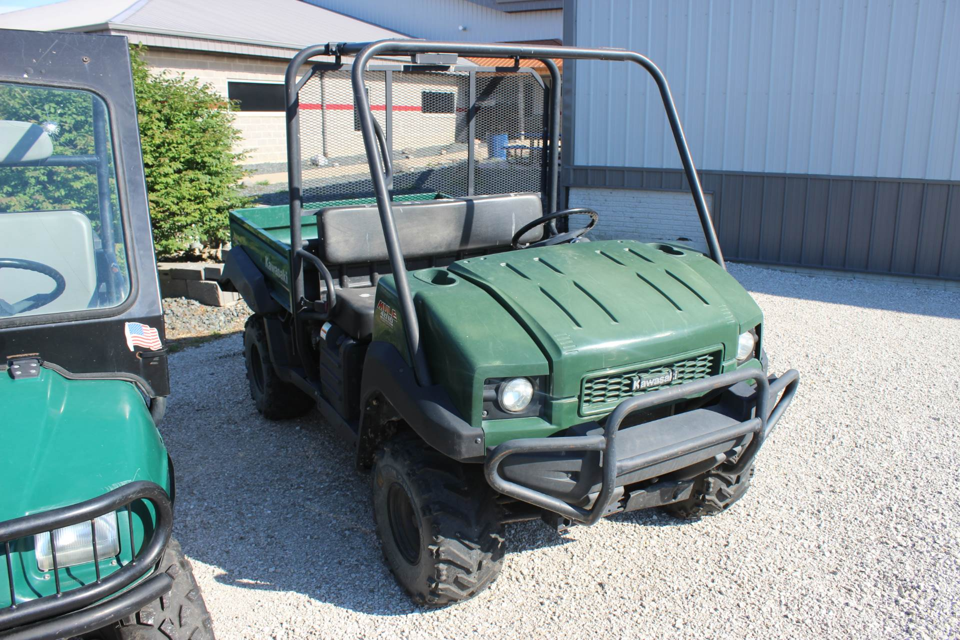 2012 Kawasaki Mule™ 4010 4x4 in Ottumwa, Iowa - Photo 3