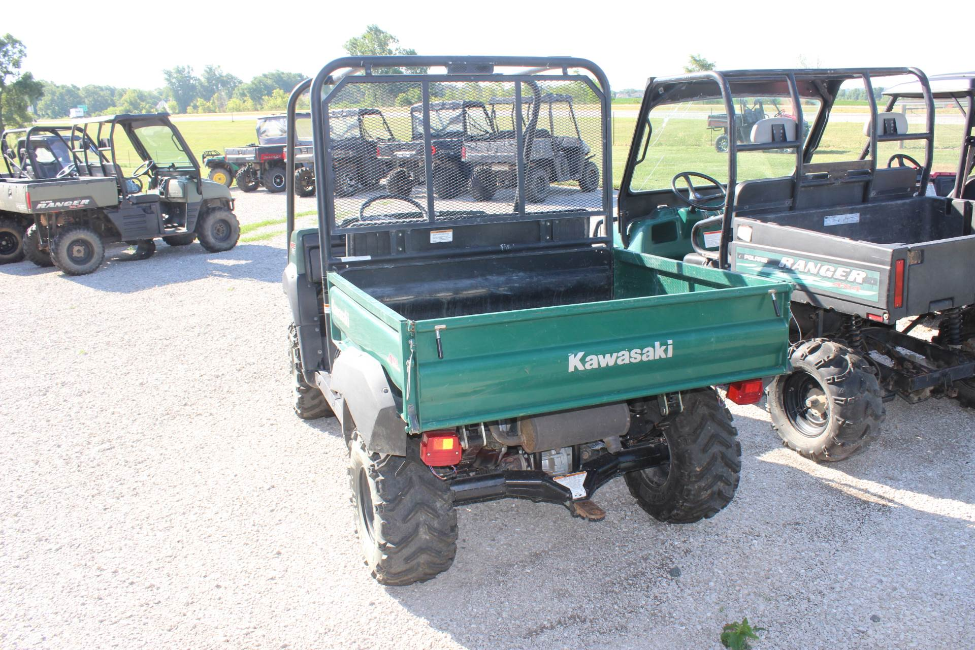 2012 Kawasaki Mule™ 4010 4x4 in Ottumwa, Iowa - Photo 5